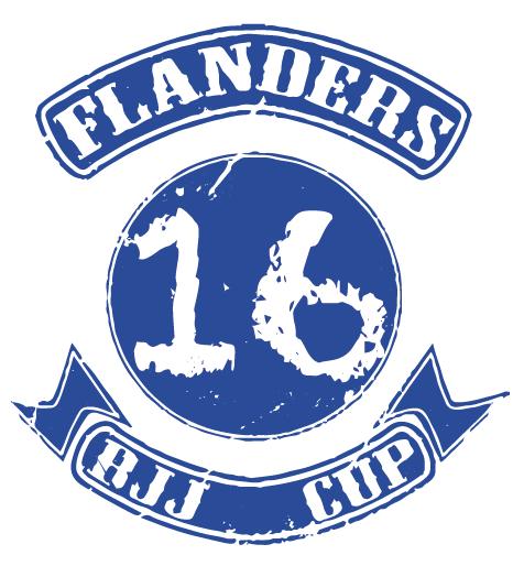 Logo Flanders BJJ Cup